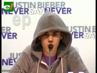 "Justin Bieber:""Mi historia puede llevar esperanza"""