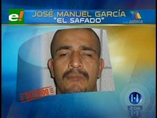 """Detienen a """"El Safado"""" vinculado con crimen de agente de EEUU"""