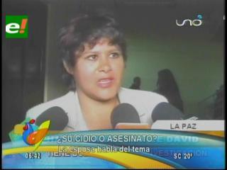 Esposa de Niño de Guzmán cree que se están sembrando pruebas
