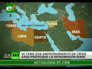 ¿Afectarán a Irán los disturbios en Oriente Medio?