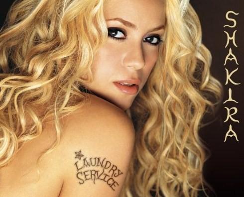 """Shakira, la que más """"gusta"""" en Facebook"""