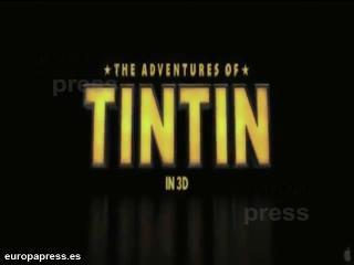 """Llega el primer trailer de """"Las Aventuras de Tintín: el secreto del unicornio"""""""