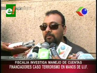 Caso terrorismo: UIF investigará cuentas bancarias de los supuestos financiadores