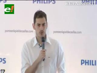 Casillas: «Si el Real Madrid hubiera jugado la final de la Champions, también habría ganado.»