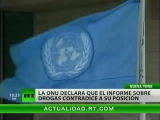 La ONU se desvincula del informe que insta a legalizar algunas drogas