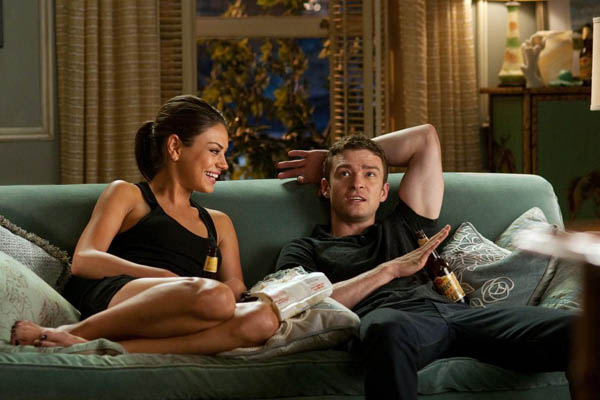 Mila Kunis y Justin Timberlake, ¿Derecho a roce?