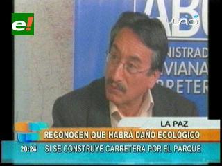 Gobierno reconoce que habrá daño ecológico si se construye carretera por el TIPNIS