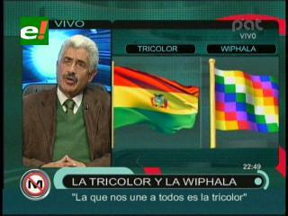 La tricolor y la Wiphala, dos sentimientos encontrados en el país