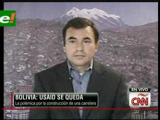 Quintana asegura que no pidió la expulsión de Usaid, dice que solo fue una opinión personal