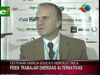 Cámara de Hidrocarburos sugiere al Gobierno trabajar en energías alternativas