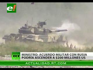 Países de Latinoamérica compran armas rusas