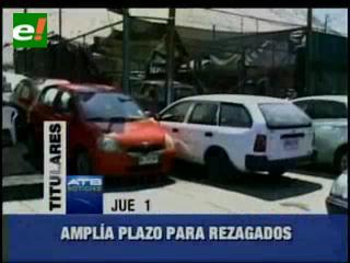 """Aduana Nacional amplía el plazo para la nacionalización de vehículos """"chutos"""" rezagados"""