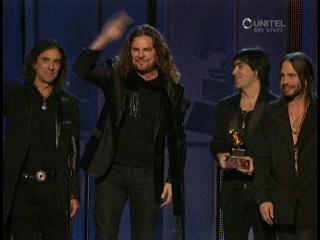 Maná gana el Grammy Latino 2011 al mejor álbum de Rock 2011