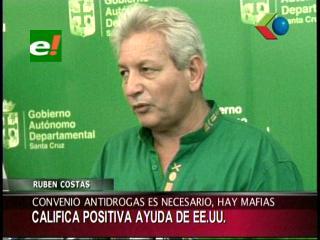 "Rubén Costas: ""Me amenazaron para que no hable de las mafias, no me voy a callar"""