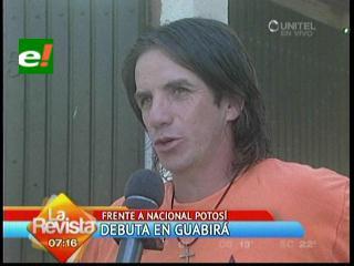 Cristaldo debuta como DT al frente de Guabirá
