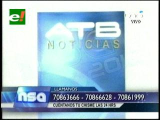 ATB estrena noticiero en aymara y quechua