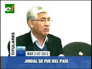 Proyecto Mutún: Ministro de Minería confirma que la empresa Jindal se fue del país