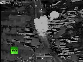 """Un piloto de EEUU bombardea afganos al son de la canción """"Bye Bye Ms. American pie"""""""