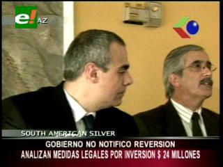 Minera canadiense lamenta que se frustre proyecto millonario en Bolivia