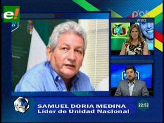 ¿Rubén Costas caerá? el último Gobernador opositor