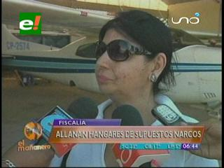 """Allanan hangares de supuestos """"narcos"""", hay ocho detenidos"""