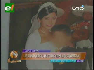 Hombre asesina a su esposa de un tiro en la cabeza