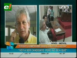 Rubén Costas no descarta ser candidato a la presidencia nacional
