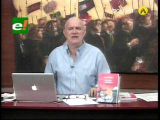 """Valverde: """"Si gana Carmelo Lenz en Beni se fortalecerá la oposición en el oriente"""""""