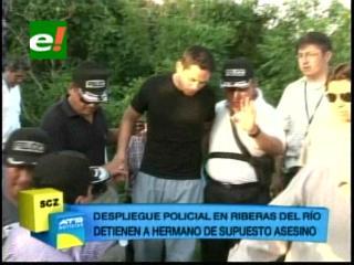 Detienen al hermano del supuesto asesino de Honorio Rodríguez; habría confesado todo