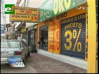 Delincuentes roban en una tienda de microcréditos, se llevaron 70 mil dólares en joyas