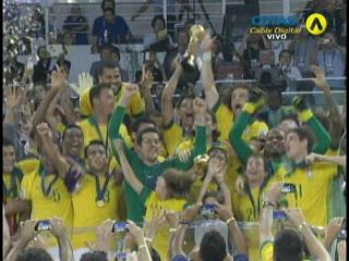 Brasil armó un festival ante España y se quedó con la Copa Confederaciones