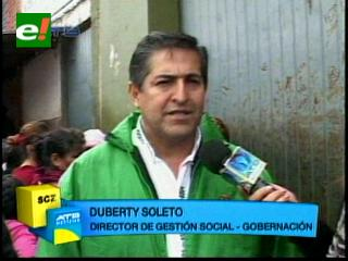 Censo definirá retiro de niños de Palmasola