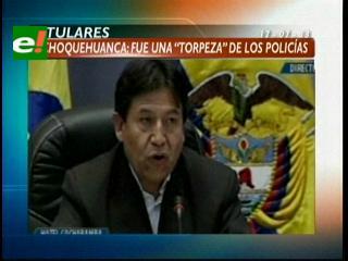 """Titulares: Choquehuanca califica de """"torpeza"""" violación de inmunidad a avión brasilero"""