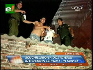 Pandilleros atracan a dos personas en pocos minutos en el barrio El Pari