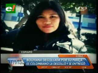 Chile: Joven boliviana fue asesinada por su pareja