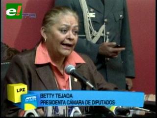 Diputados de tres comisiones investigarán sucesos de Palmasola