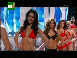 Miss Universo 2013: Las 16 finalistas en traje de baño