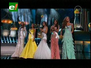 Las preguntas y respuestas de las 5 finalistas del Miss Universo 2013