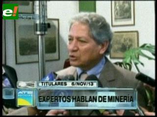 Titulares:  Expertos afirman que la nacionalización de las minas Huanuni y Colquiri no traen resultados positivos