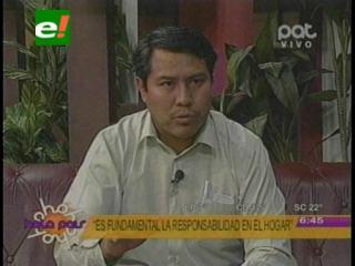 Diputado Tupa da detalles sobre el proyecto de ley contra las pandillas
