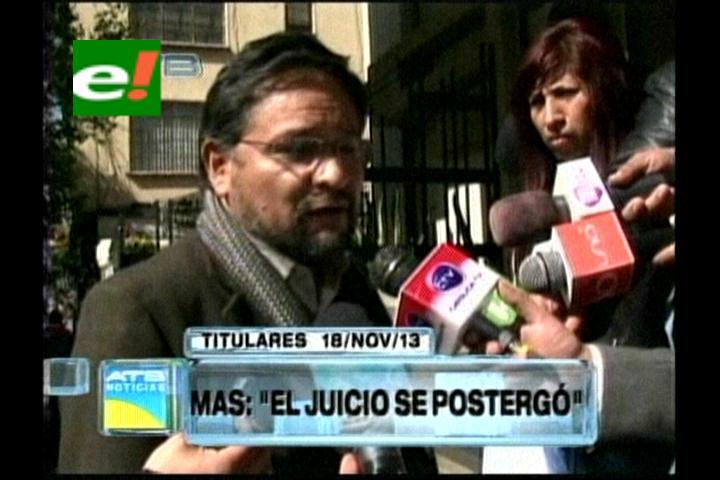 Titulares: Familiares de las víctimas de la Calancha exigen a la Asamblea Legislativa reiniciar juicio de responsabilidades a Alfredo Rada