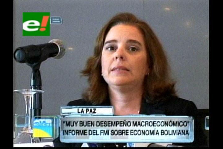 El FMI destaca la economía boliviana pero hace recomendaciones en el sector financiero