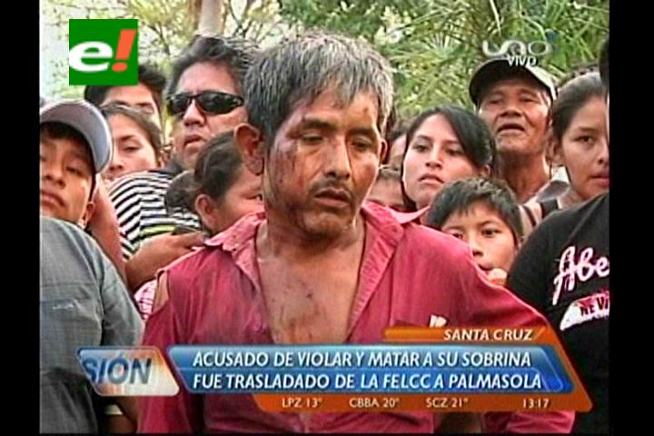 Hombre que se salvó de ser linchado es enviado a Palmasola