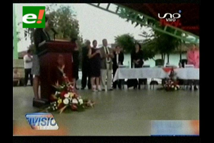Presidenta de Costa Rica confunde a héroe nacional con Nicolás Maduro