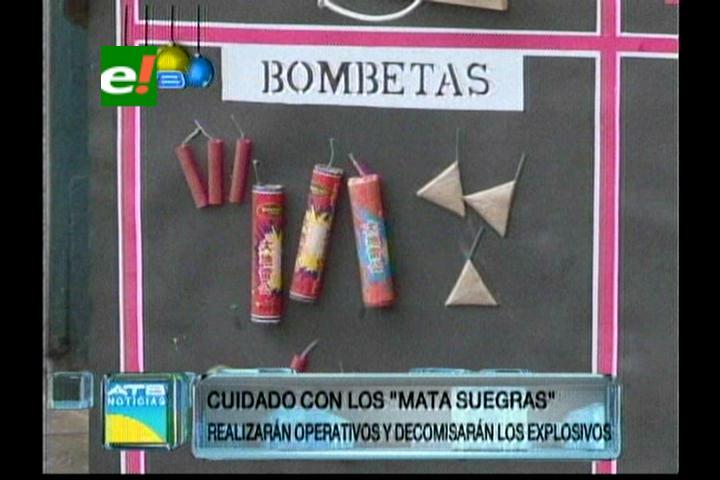 Alcaldia Advierte Sobre Fuegos Pirotecnicos Peligrosos Eju Tv