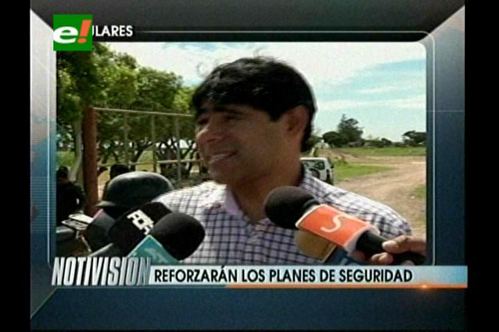 Titulares: Gobierno asegura que reforzará los planes de seguridad ante la ola de atracos en Santa Cruz