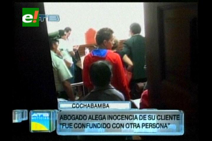 Cochabamba: Detención domiciliaria para el camarógrafo por supuesta complicidad en robo de canal Unitel