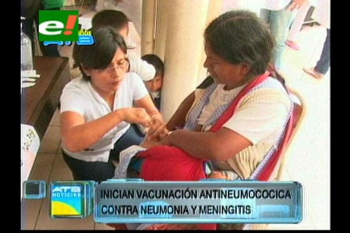 Nueva vacuna contra la neumonía será gratuita