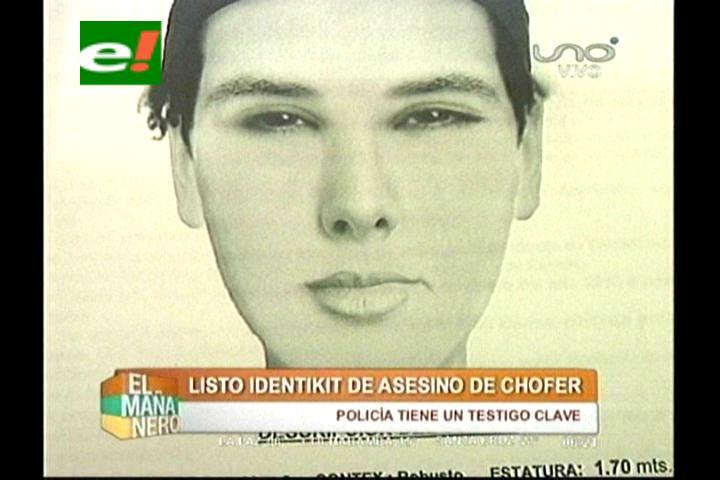 Policía tiene el identikit del que asesinó al repartidor de gaseosas