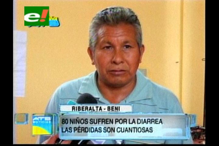 Pobladores de Riberalta temen brote de epidemias